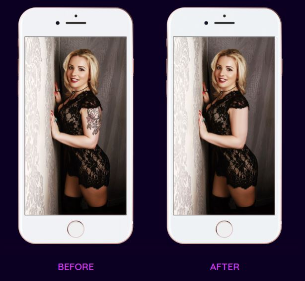 Retouching and editing – how we make your photos fabulous.