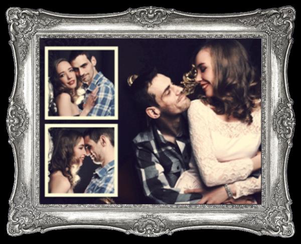 couples photoshoot christmas gifts