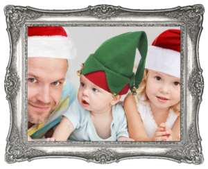 makeover photoshoot christmas gifts